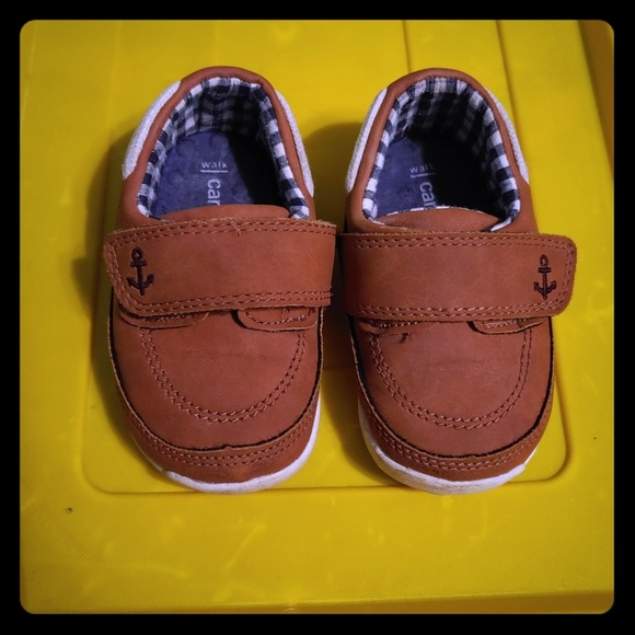 Carter's Other - Carter's boat shoes (toddler boy)
